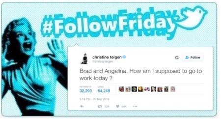 #FollowFriday de Poprosa: Brooklyn Beckham revolucionando Narón, flexiones por doquier y el disgusto por Brangelina