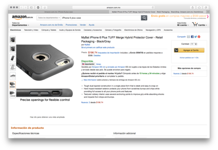 Amazon Mexico Compra 5