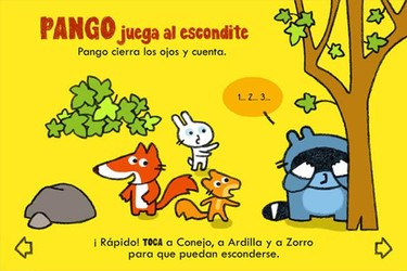 Pango: libros interactivos para iPhone y iPad