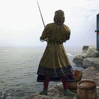 Crusader Kings 3 se parece un poco a Stardew Valley gracias a este mod: ahora puedes pescar siendo todo un rey