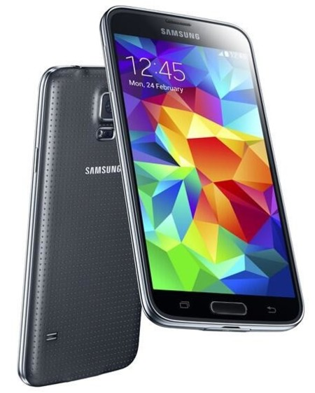 Galaxy S5 foto