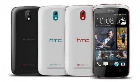 HTC Desire 500 llega a México con Telcel