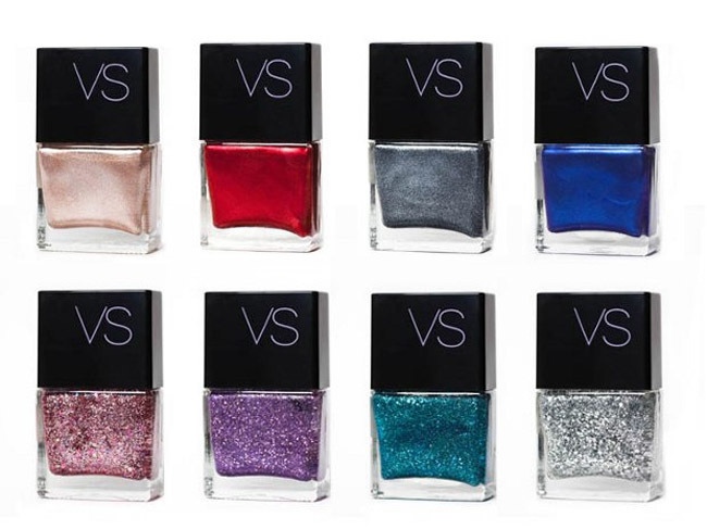 Nail polish shades VS