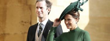 Ya conocemos el nombre del hijo de Pippa Middleton, todo un homenaje a toda su familia