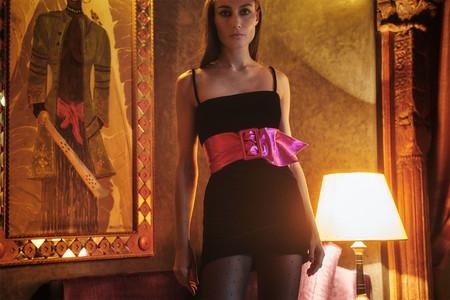 No es una nueva colección de Attico, tan solo es Giorgia Tordini en la última campaña de Zara