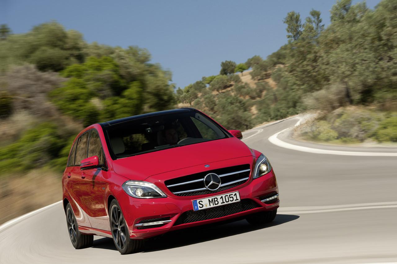 Foto de Mercedes-Benz Clase B (24/104)