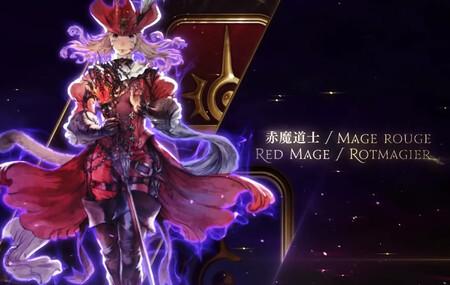 Red Mage Final Fantasy Xiv