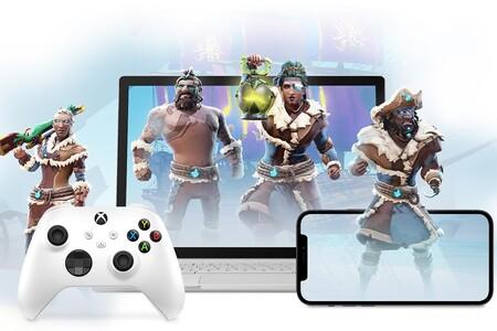 Microsoft xCloud llega a los iPhone y iPad: más de cien juegos en streaming desde el navegador