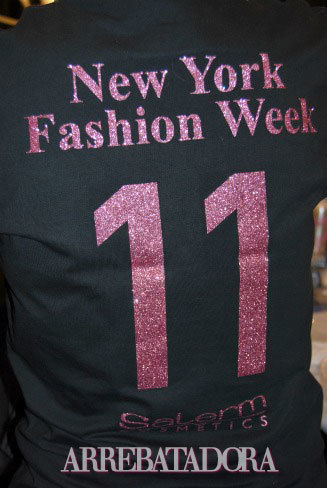 Foto de Maquillaje de Pasarela: Toni Francesc en la Semana de la Moda de Nueva York 2 (1/24)