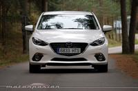 Mazda3 5p 2.0 y 2.2D automáticos, prueba (valoración y ficha técnica)