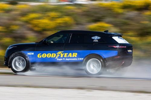Probamos los Goodyear Eagle F1 Asymmetric 3 SUV: neumáticos deportivos para SUV de altas prestaciones
