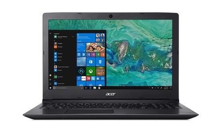 Más barato todavía en la Super Week de eBay: el Acer Aspire 3 A315-53G-5889, ahora por 459 euros