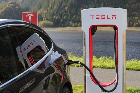 Supercharger de Tesla