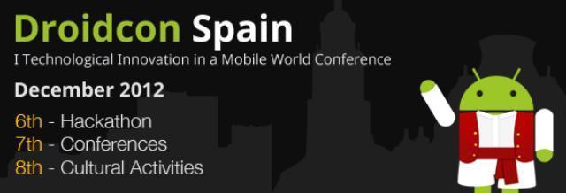 Droidcon Spain 2012