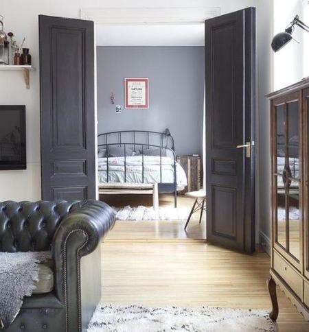 Gris Dormitorio