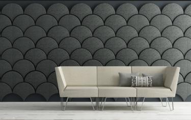 Aíslate del mundo con los paneles acústicos de Stone Designs