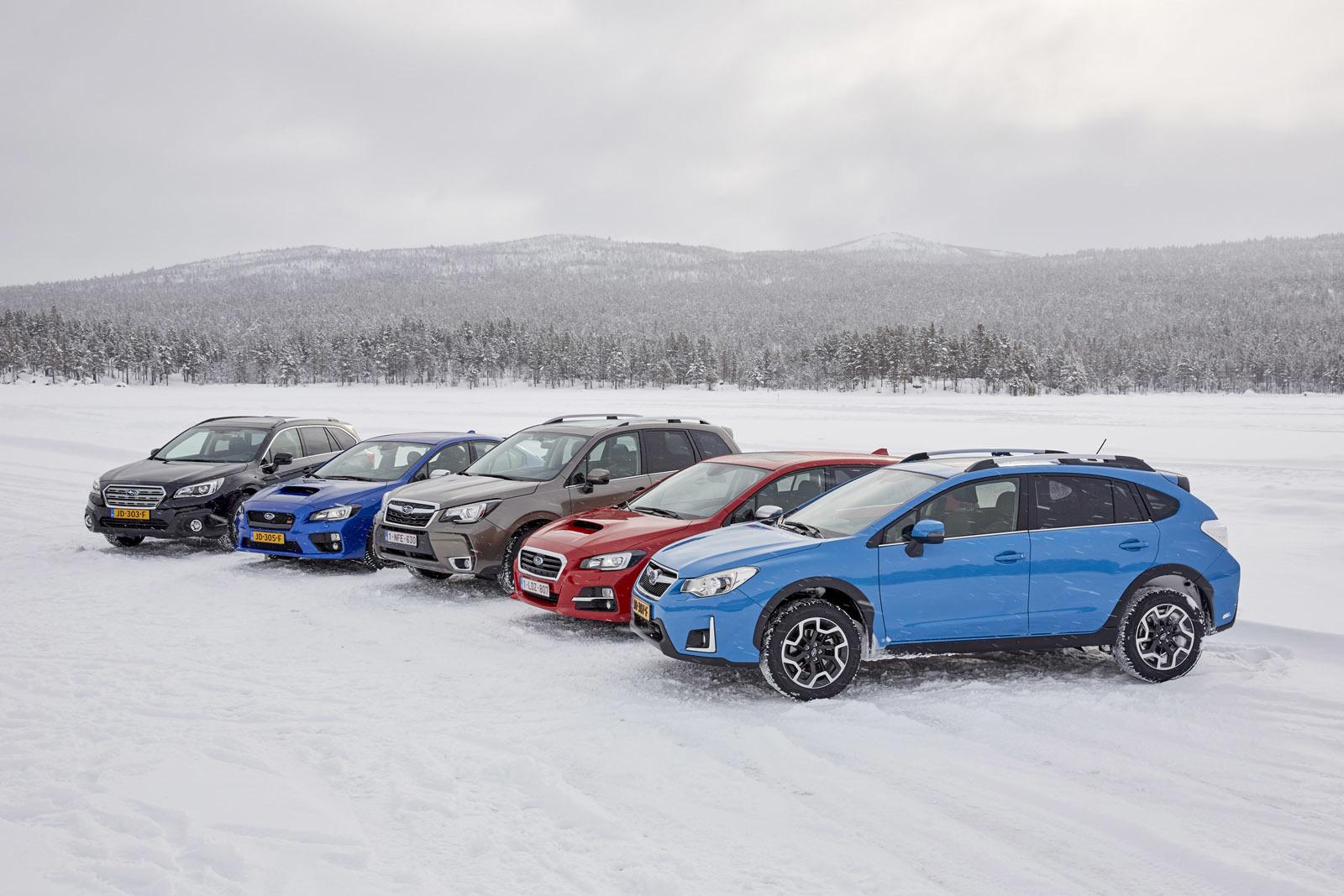 Foto de Subaru Snow Drive 2016 (81/137)