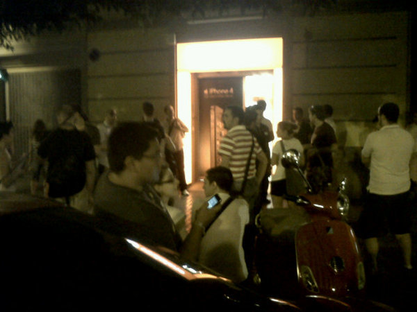 Foto de La noche del iPhone 4 (9/16)