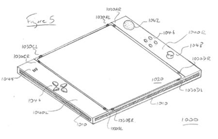 [ACTUALIZADO]Sony EyePad, ¿el posible controlador del PS4?