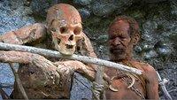 Los kukukuku: un pueblo que hace algo más que maquillar a sus muertos