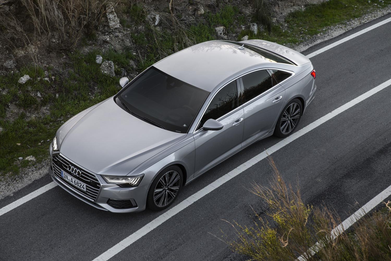 Foto de Audi A6 2018, toma de contacto (73/118)