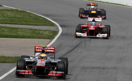 "Helmut Marko sobre la marcha de Lewis Hamilton de McLaren: ""en 2013 tendremos dos rivales menos"""