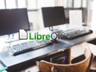 Disponible LibreOffice 5.4, mejora la importación de PDFs y la compatibilidad con documentos de Word