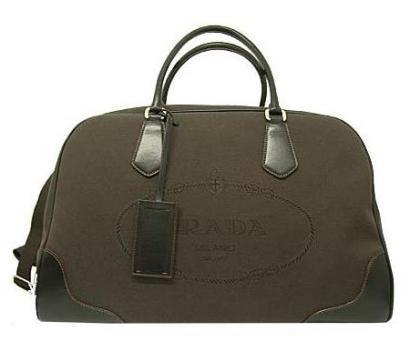 Prácticos y elegantes bolsos Prada