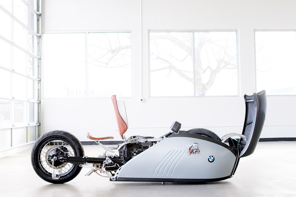 Alpha Custom Bmw K75