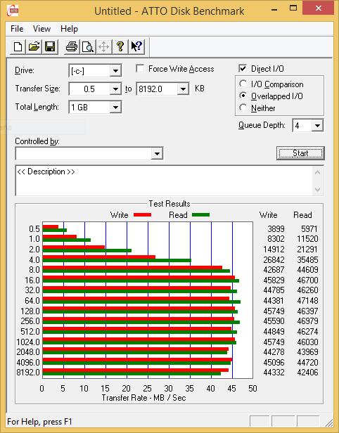 Foto de Pruebas rendimiento HD vs SSD (7/8)
