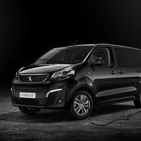 Peugeot presenta la nueva Peugeot e-Traveller: una furgoneta eléctrica con hasta 330 km de autonomía y nueve plazas