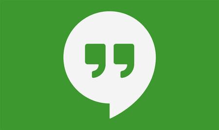 Google Hangouts 16: mejora los resultados de búsqueda y reorganiza la lista de contactos