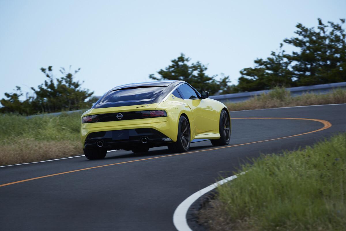 Foto de Nissan Z Proto (11/26)