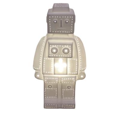 Lámpara Robot