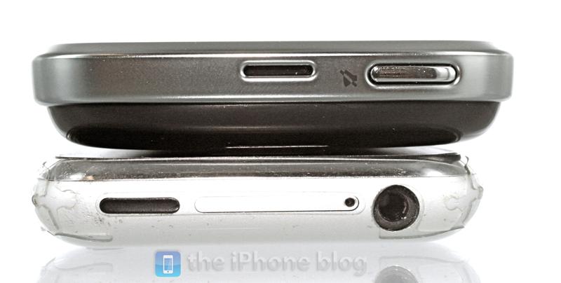 Foto de BlackBerry Bold vs iPhone (10/17)