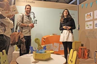 Creatividad y diseño 'Made in Spain' en el Salón nude de la Feria Hábitat Valencia 2014