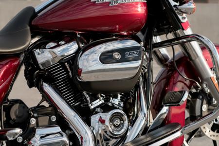 Motor Harley Davison Street Glide Special