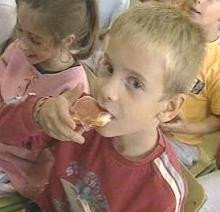 El Jamón Serrano en la dieta infantil