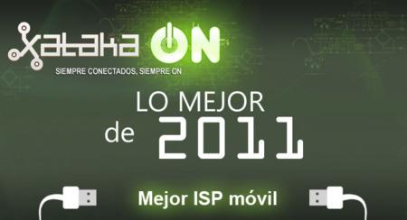 Mejor ISP de Banda Ancha Móvil 2011, las votaciones