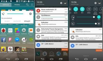 LG también ya está alistando al G3 para recibir Android 5.0