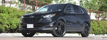 Chevrolet Equinox Midnight, a prueba: el lado oscuro del SUV americano (+ video)