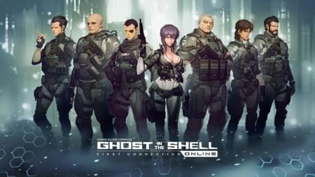 Ghost in the Shell se pasa al shooter en primera persona y comienza a reclutar para su beta