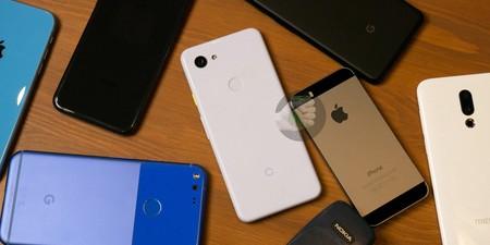 El Pixel 3 Lite se deja ver al lado los Pixel 3 y de varios iPhone [Actualizado]