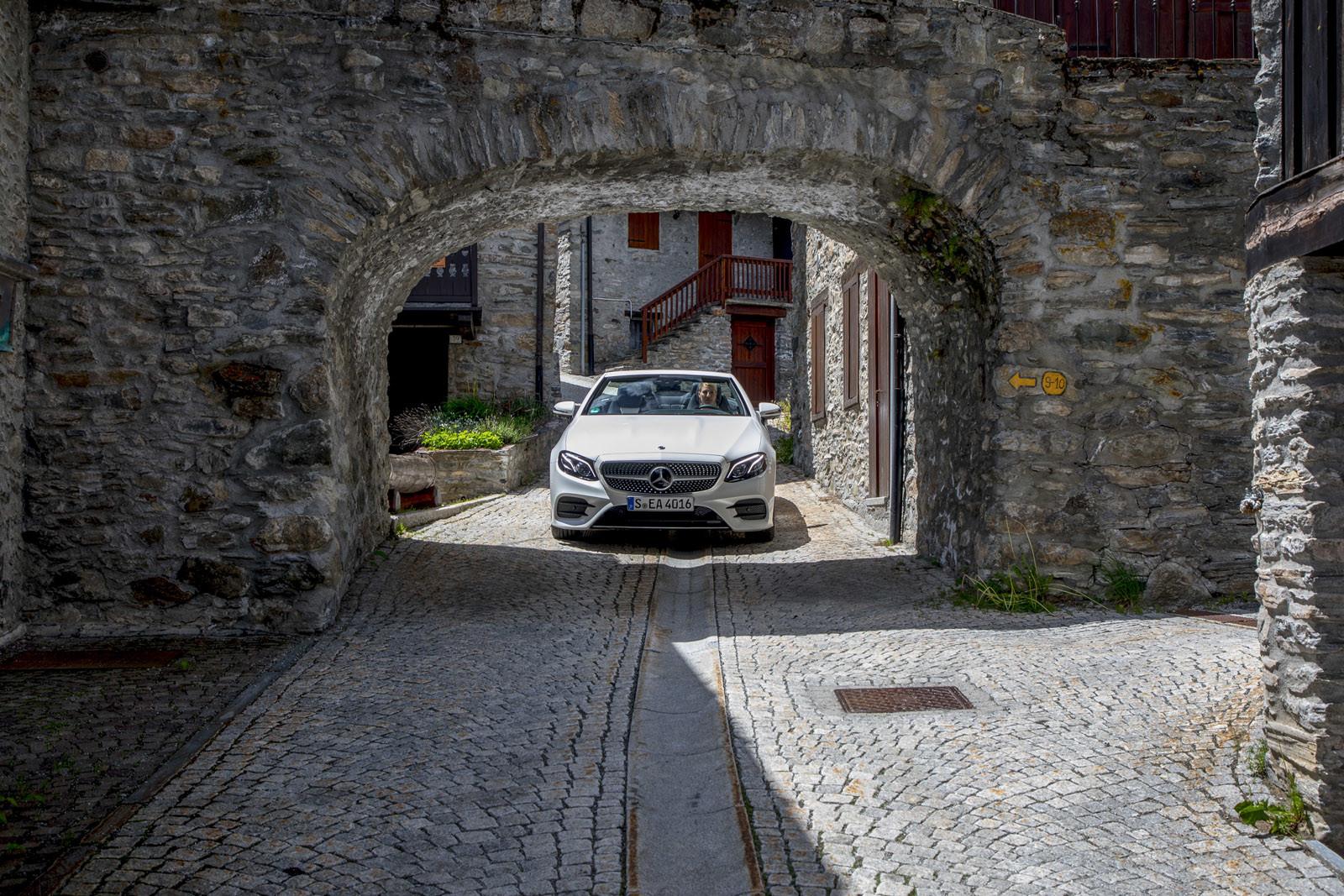Foto de Mercedes-Benz Clase E Cabrio, toma de contacto (73/156)