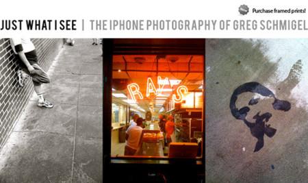 Just What I See: ¿Quién dijo que no se podían hacer buenas fotos con el iPhone?