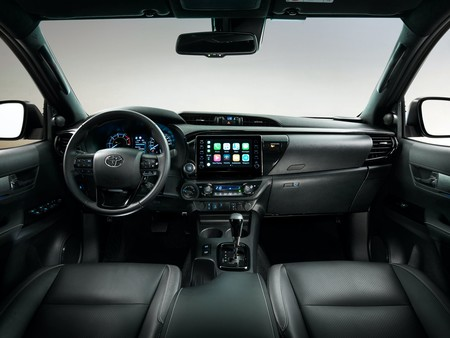 Toyota Hilux 2021 20