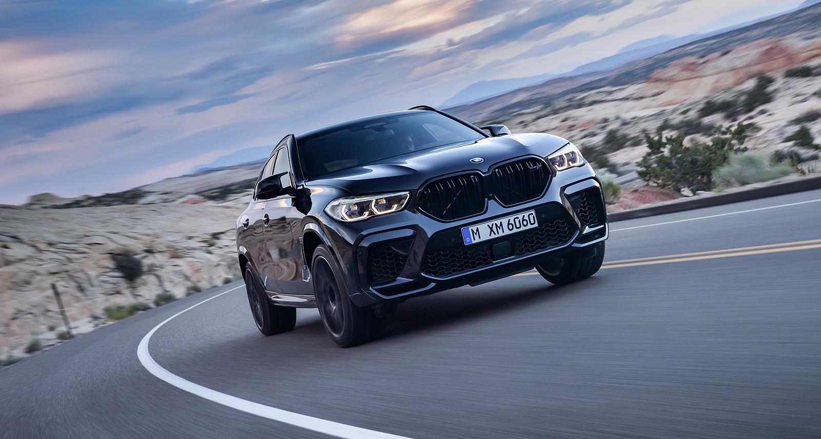 Foto de BMW X6 M y X6 M Competition 2020 (5/24)