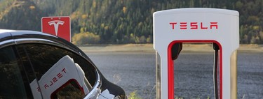 Some have been using Tesla Superchargers in Europe to charge electric cars from other brands for free