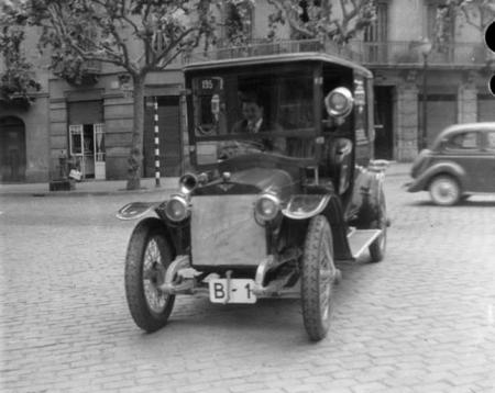 Primer Vehiculo Barcelona