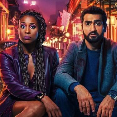 'Los tortolitos', una divertida noche de fiesta en Netflix entre el romance y el thriller